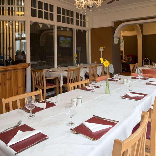 Willow Grange dining